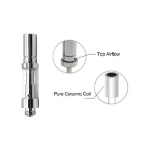 Top Airflow C1 Glass Cartridge