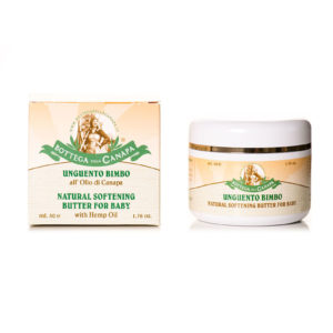 Baby Butter with Hemp Oil
