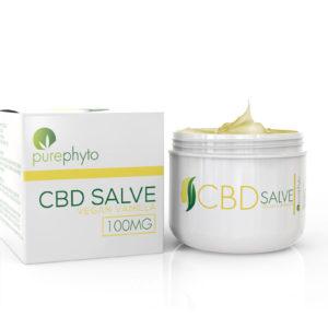 CBD Salve Vegan Vanilla – 100mg
