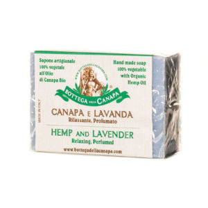 Hemp Soap with Lavender