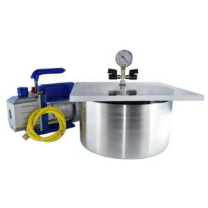 5L Vacuum & Pump Kit