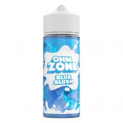Ohm Zone Blue Slush 0mg Short fill